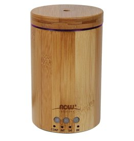 Ultra Sonic Essential Oil Diffuser Bamboo