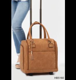 Simply Noelle Bandana Babe Rivet Roller Bag