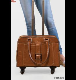 Simply Noelle Sedona Buckle Roller Bag