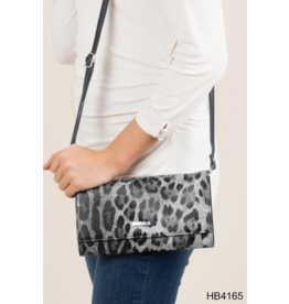 Simply Noelle On the Prowl Wristlet Wallet