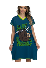 Lazy One Slow In The Morning Nightshirt