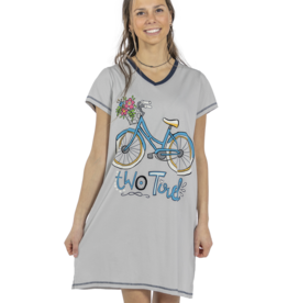 Lazy One Two-Tired Nightshirt