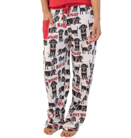 "Lazy One ""Ruff Night"" Pj Bottoms"