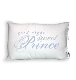 """Faceplant """"Goodnight Sweet Prince..."""" Pillow Case"""