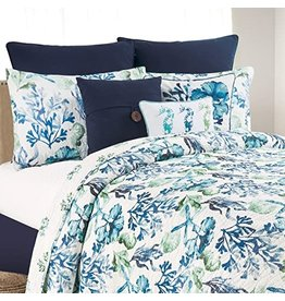 C&F Enterprise Bluewater Bay F/Q Quilt Set