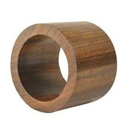 DII Wooden Band Napkin Ring