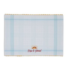 DII Rise & Shine Embellished placemat