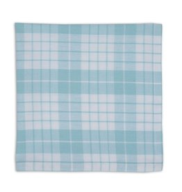 DII Good Morning Plaid Diamond Napkin