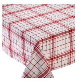 DII Down Home Plaid Tablecloth