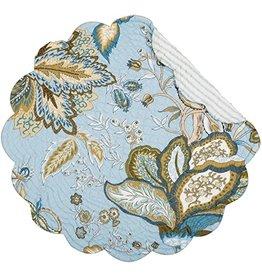 C&F Enterprise Bethany Blue Placemats