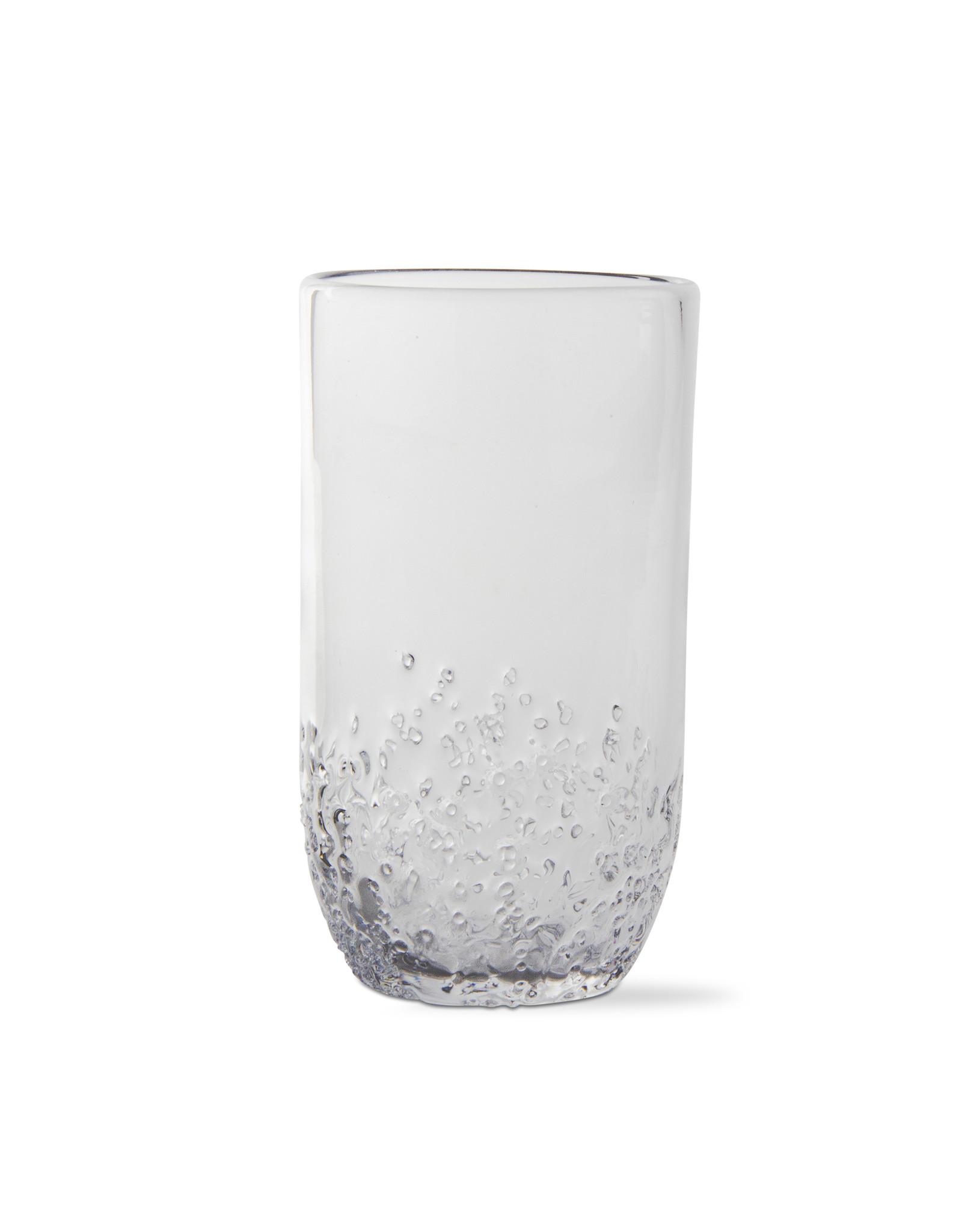 Tag Clear Ice Tumbler