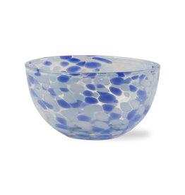 Tag Light Blue Glass Bowl