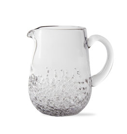 Tag Clear Ice Pitcher