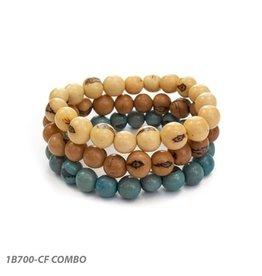 Tagua Stackable Bracelets