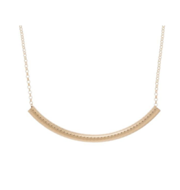 ENewton Gold Beaded Bliss Necklace