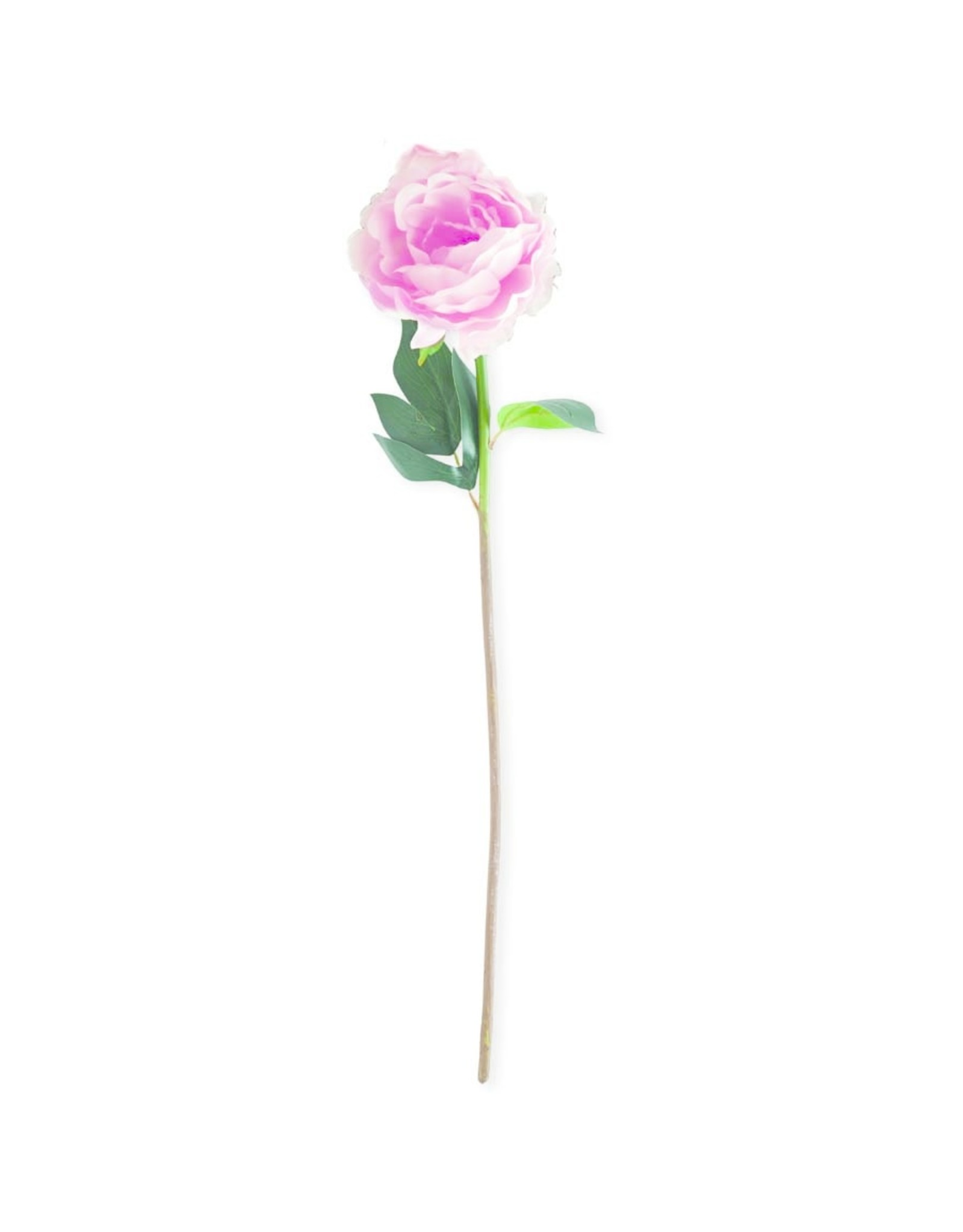 """K&K Interiors Real Touch Peony Stem 20"""""""
