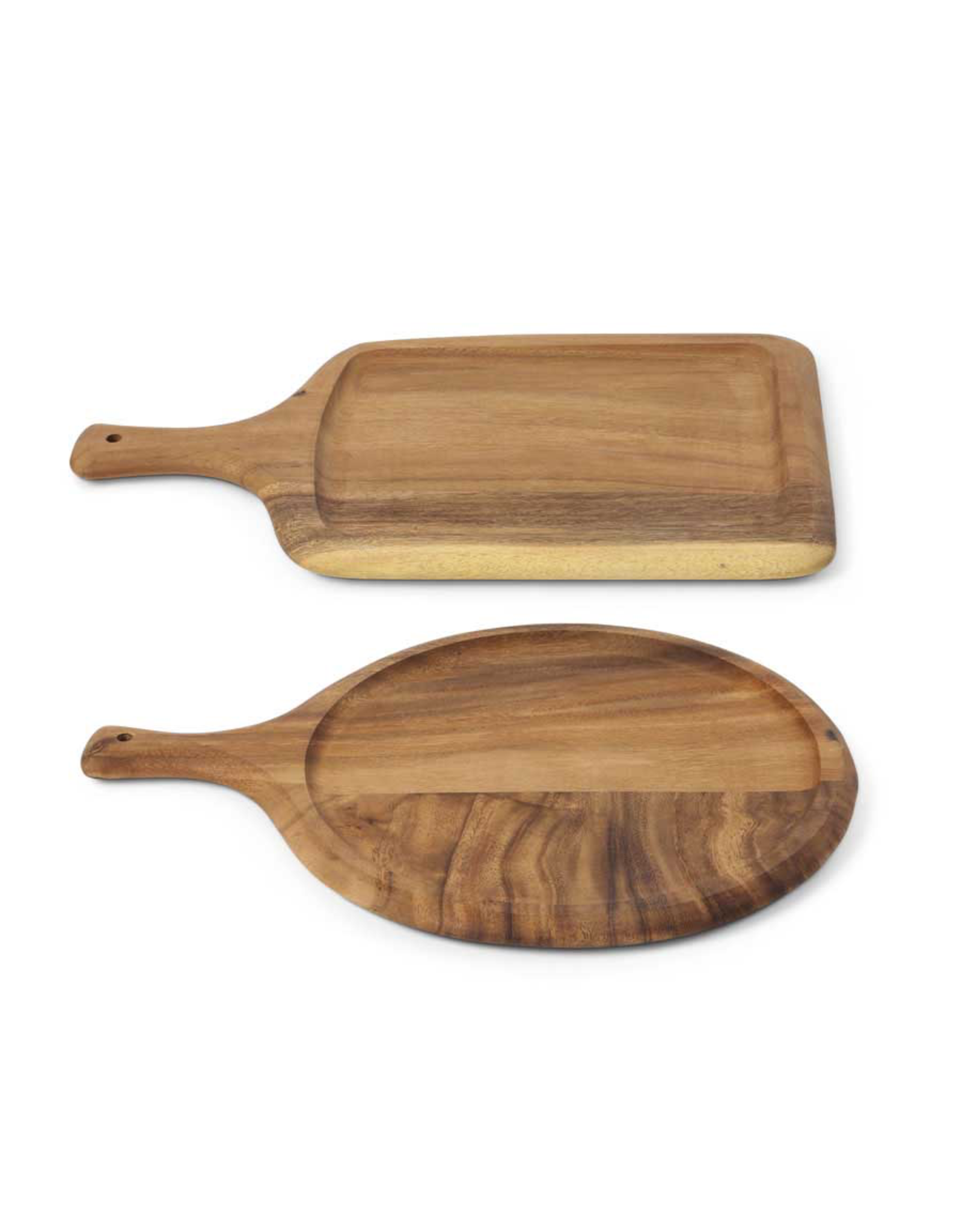 K&K Interiors Rectangle Cutting Board with Handle