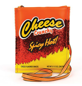Comeco Inc. Cheese Crunch Crossbody Bag
