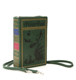 Comeco Inc. Peter Pan Book Clutch