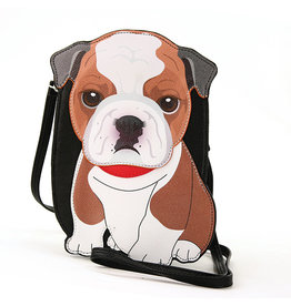 Comeco Inc. Bulldog Crossbody Bag