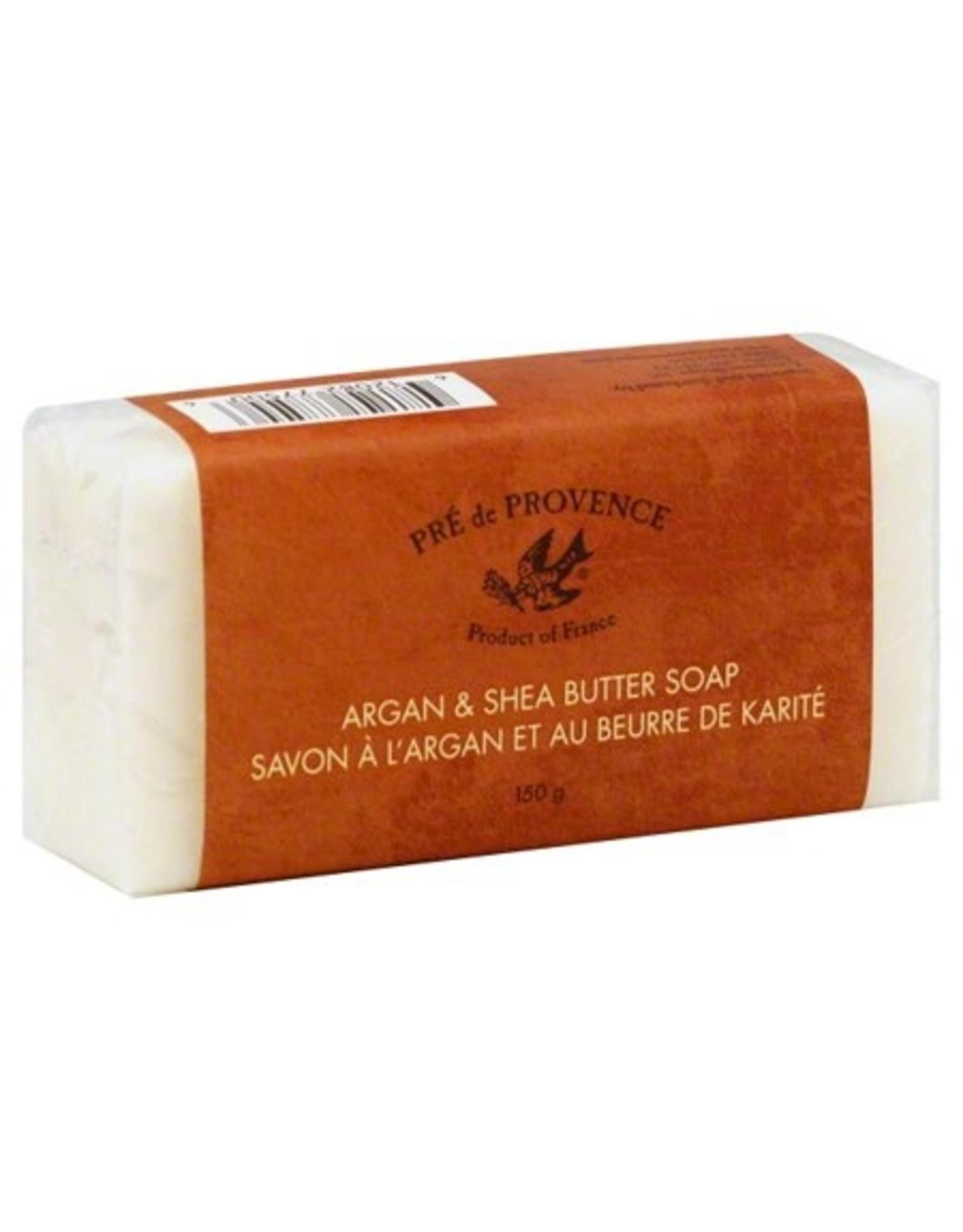 European Soaps Argan & Shea Butter Soap