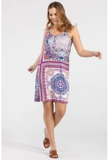 Tribal Vividblue Dress