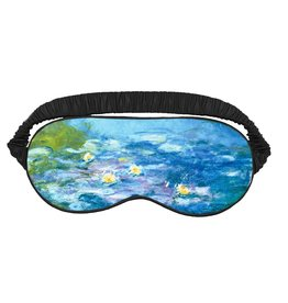 Galleria Enterprises Water Lilies Sleeping Mask