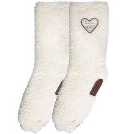 """Pavilion """"Someone Special"""" Sherpa Slippers"""