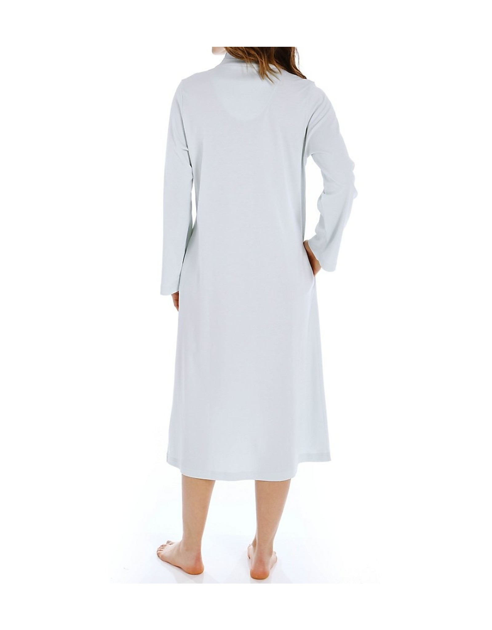 P-Jama New Butterknitt Zipper Robe