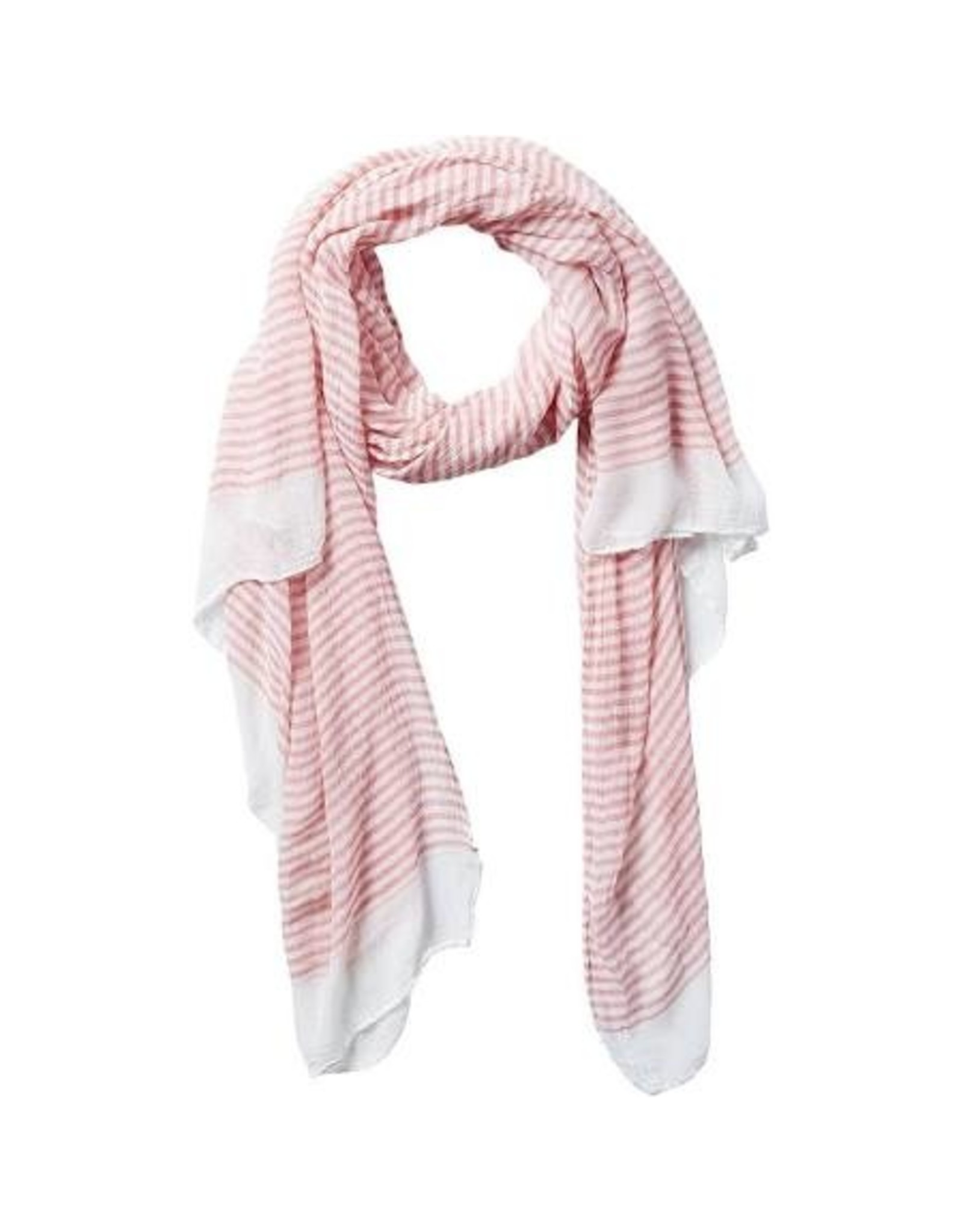 Tickled Pink Insect Shield Scarf