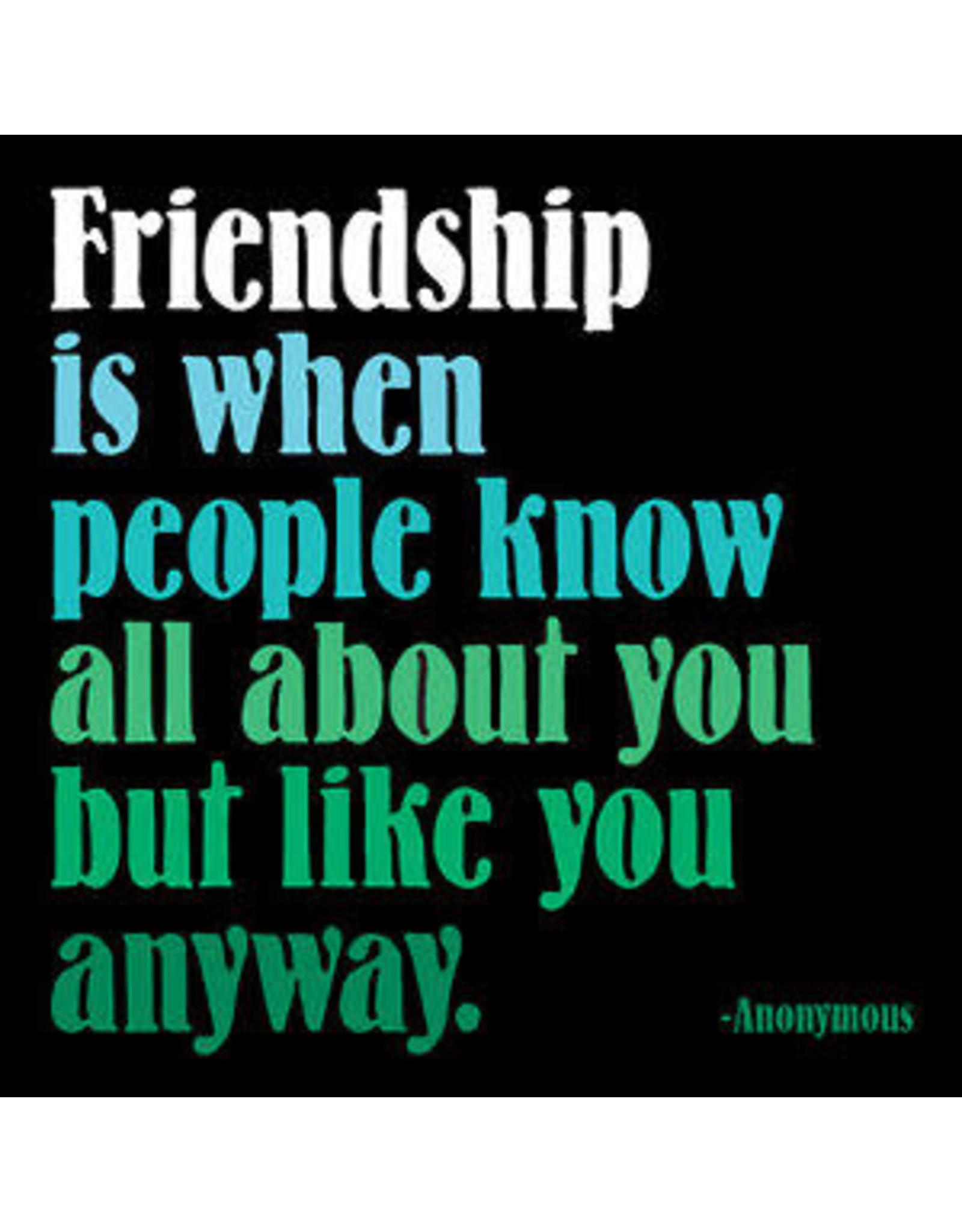 Quotable Friendship Quotable Cards