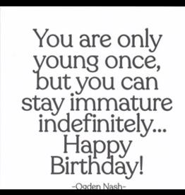 Quotable Birthday Quotable Cards