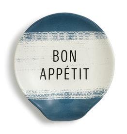 "Demdaco ""Bon Appetit"" Spoon Rest"