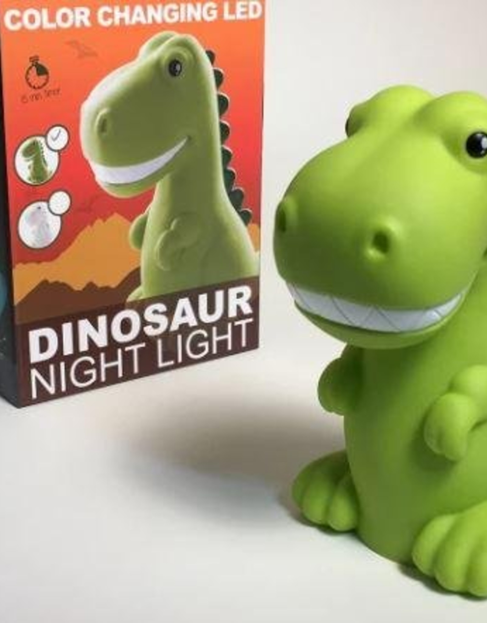 Iscream Dinosaur Night Light