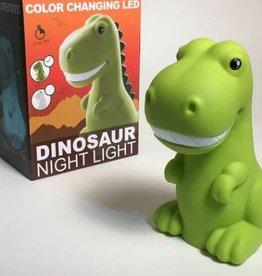 Iscream Iscream Dinosaur Night Light
