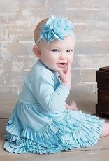 Lemon Loves Layette Cinderella Headband Size XS