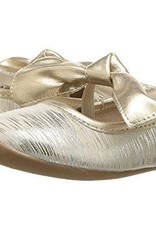 Livie and Luca Halley in Cream Tinsel Shimmer