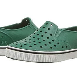 Native Shoes Miles in Ever Green