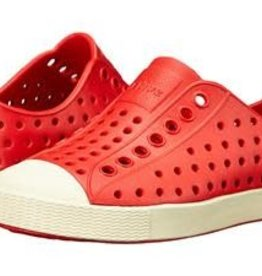 Native Shoes Jefferson in Torch Red