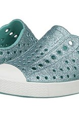 Native Shoes Jefferson Bling in Pool Blue