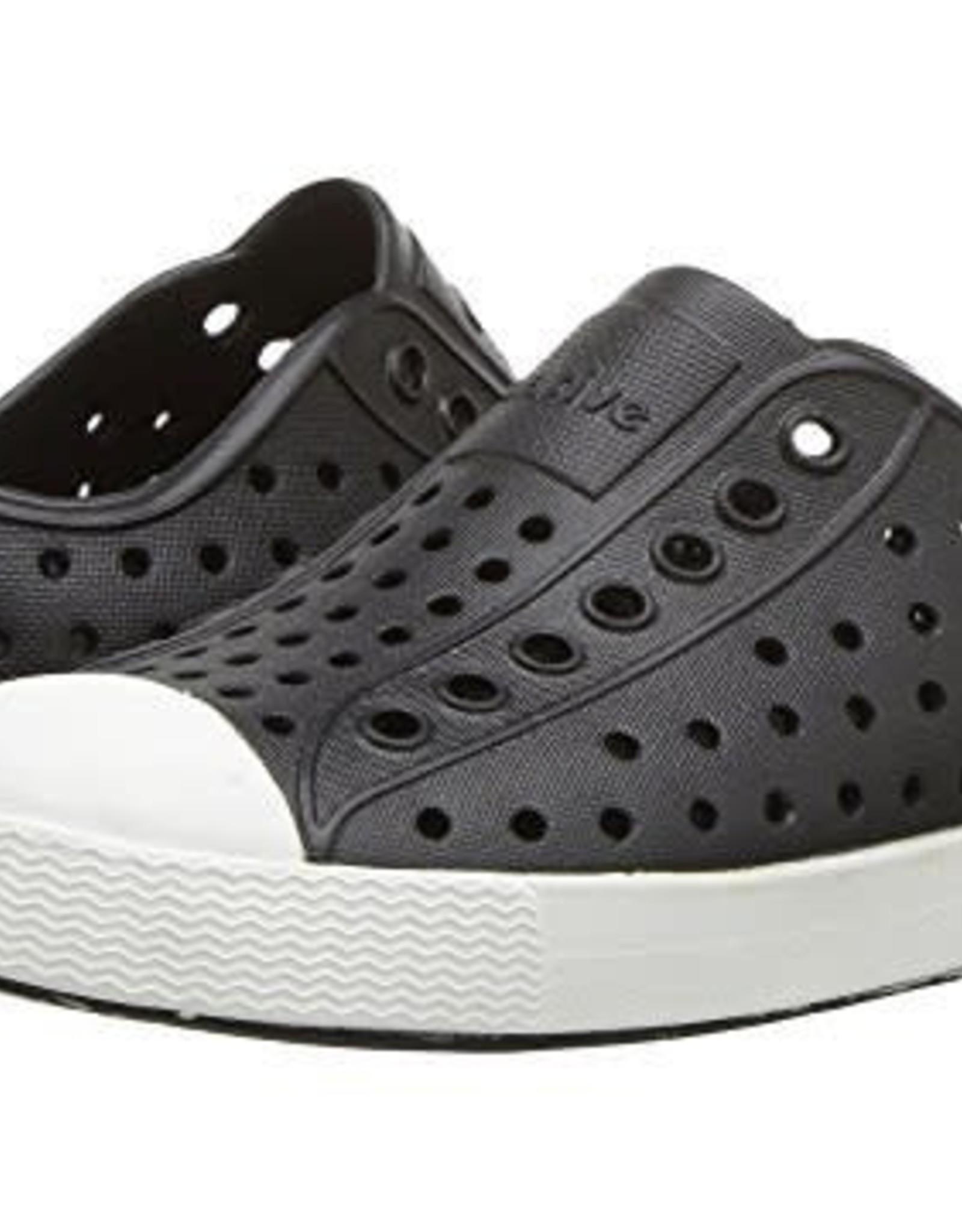 Native Shoes Jefferson in Jiffy Black