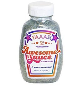 Sunshine & Glitter Awesome Sauce Glitter Lotion
