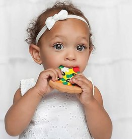 SilliChews Pizza Teether