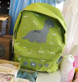 A Little Lovely Co Mini Brontosaurus Backpack
