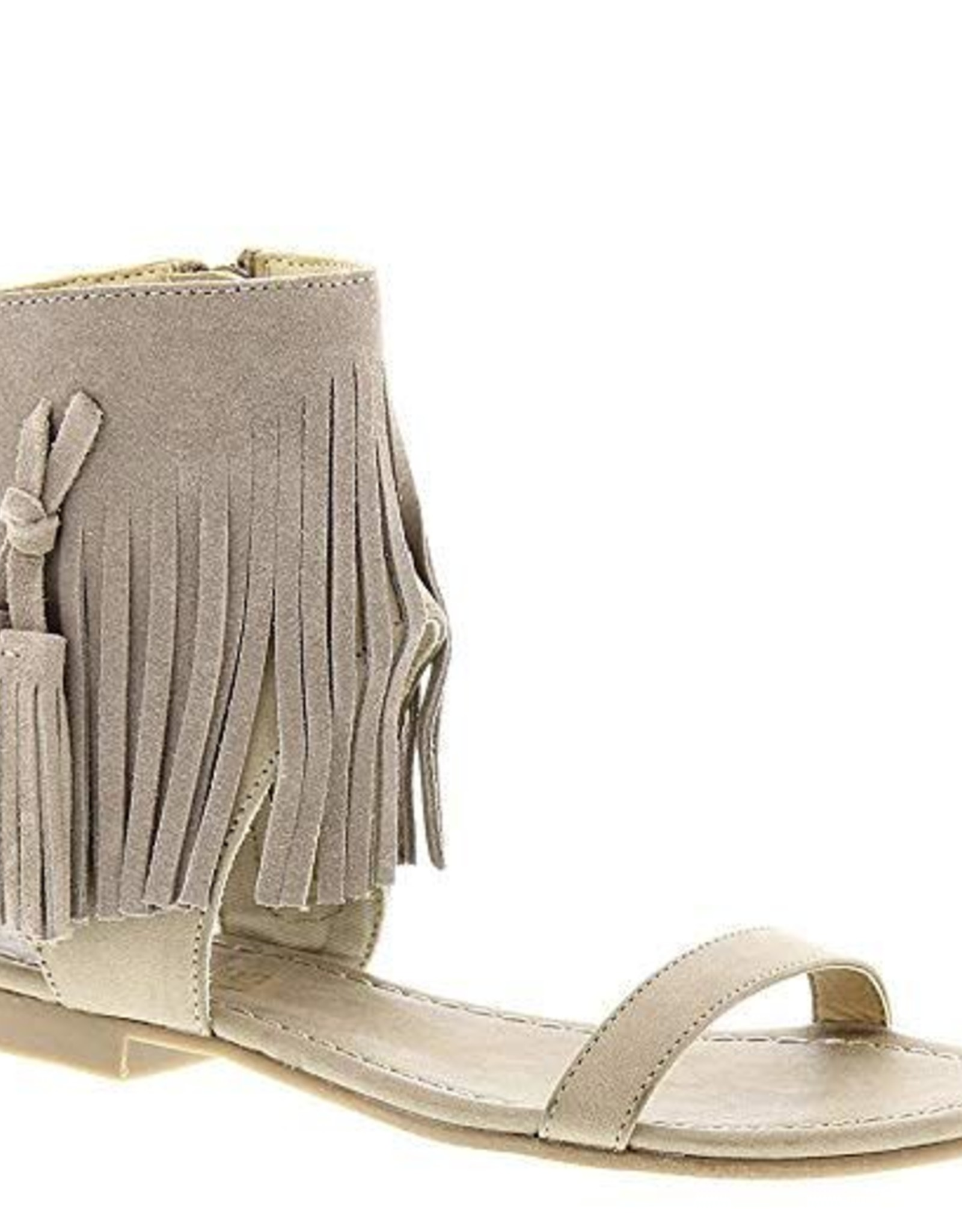 Volatile Saige Sandals in Taupe