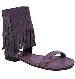 Volatile Saige Sandals in Black