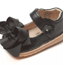 Mooshu Trainers Mary Jane in Black