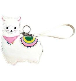 Iscream Llama Keychain