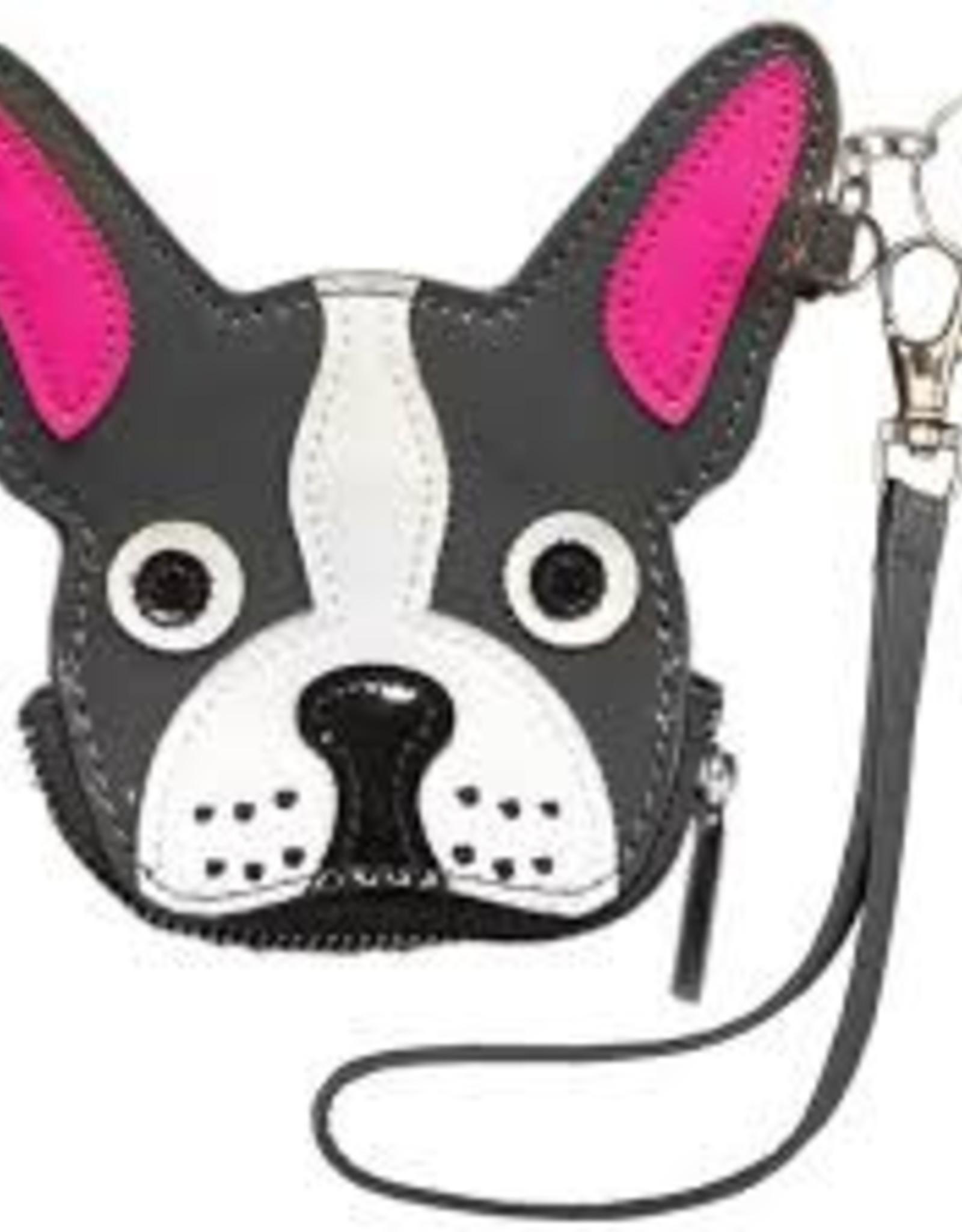 Iscream French Bulldog Keychain