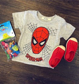 Junk Food Spiderman Tee